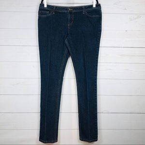 SO Dark Wash Straight Leg Jeans 15J